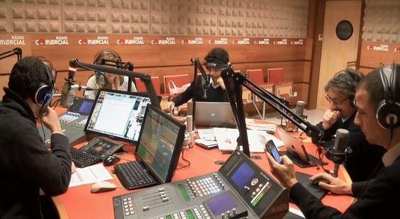Rádio Comercial  Mixórdia de Temáticas - Preparação para o Dia dos Namorados