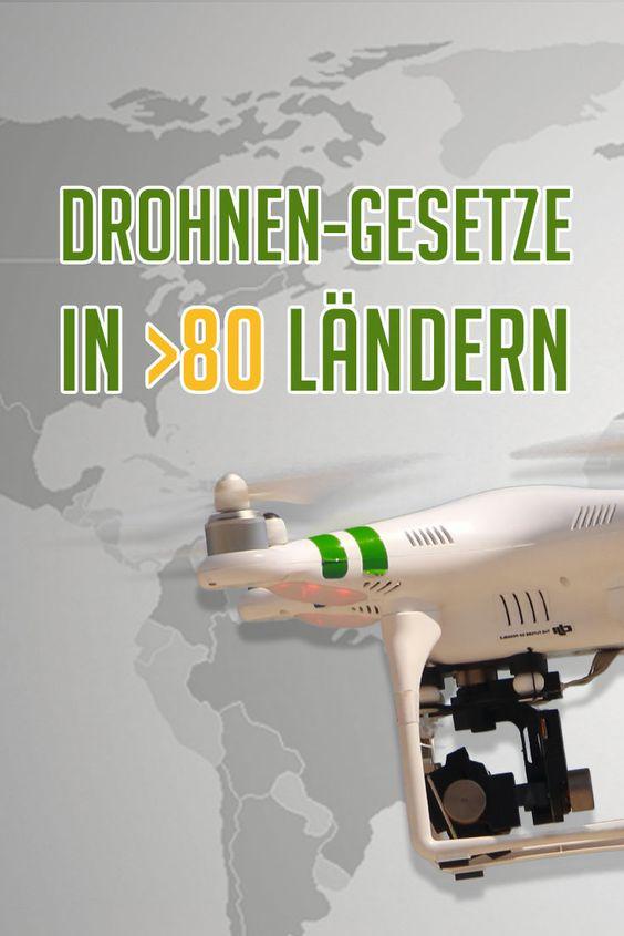 In diesem Artikel findest du die Drohnen-Gesetze für über 80 verschiedene Länder. Lerne, welche Vorschriften für deinen Kopter im Urlaub gelten.