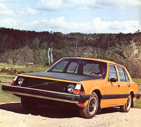 Volvo prototype ESV de 1973 - alpha auto c.1976 / 1977