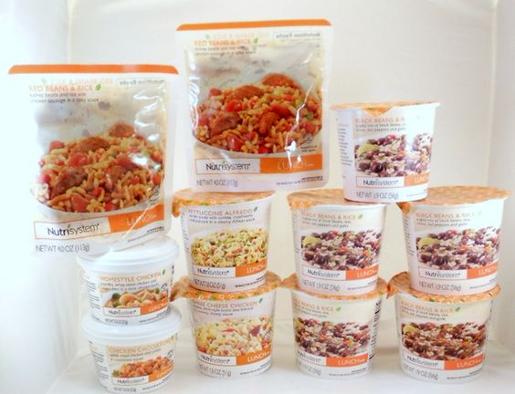 Nutrisystem Foods - Lot of 11 items, starting at $20 only!