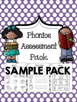 This assessment samples includes samples from the following:If you like the sample, you can purchase the following products individually or in a bundle.Phonics Assessment Bundle Beginning Sounds Assessment PackCVC Phonics Assessment PackVowel Team Assessment Pack More Vowel Assessments Pack