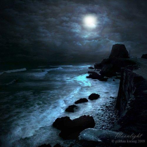 Moonlight. Credit: Gokhan Karaag