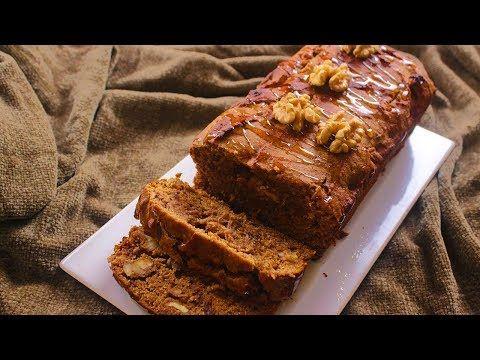 كيك التمر والعسل والجوز بالدقيق الأسمر كيك خالي من السكر من دون محلي إصطناعي Youtube Food Yummy Food Desserts