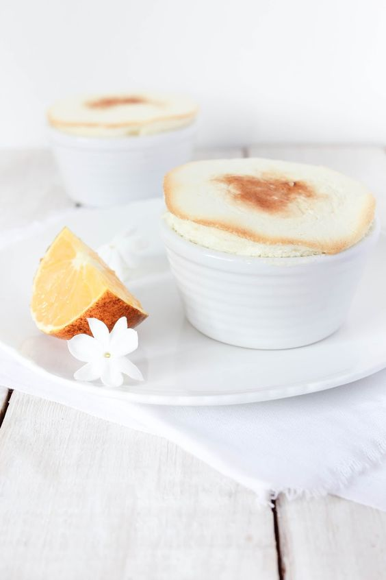 Orange, Blossoms and Desserts on Pinterest
