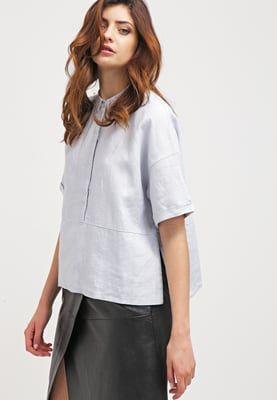 Diese Bluse musst du haben! someday. ZELIG - Bluse - veiled blue für 89,95 € (30.06.16) versandkostenfrei bei Zalando bestellen.