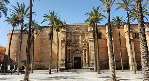 Catedral de Almería España.