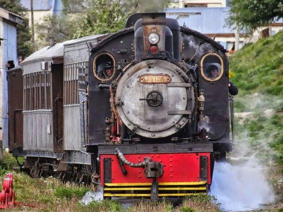 La Trochita. Esquel. Chubut. Patagonia. Argentina