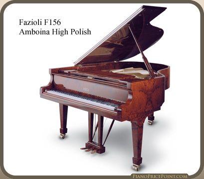 Fazioli F156 Grand Piano
