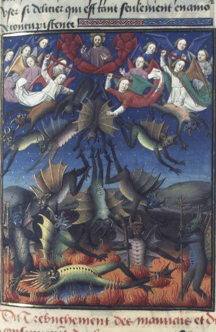 Bibliothèque nationale de France, Français 50, f. 14. Vincent of Beauvais, Speculum historiale. Paris, 1463