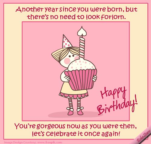 Humorous birthday ecard for any female 123greetings – Humerous Birthday Cards