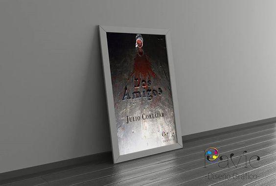Afiche Julio Cortázar on Behance