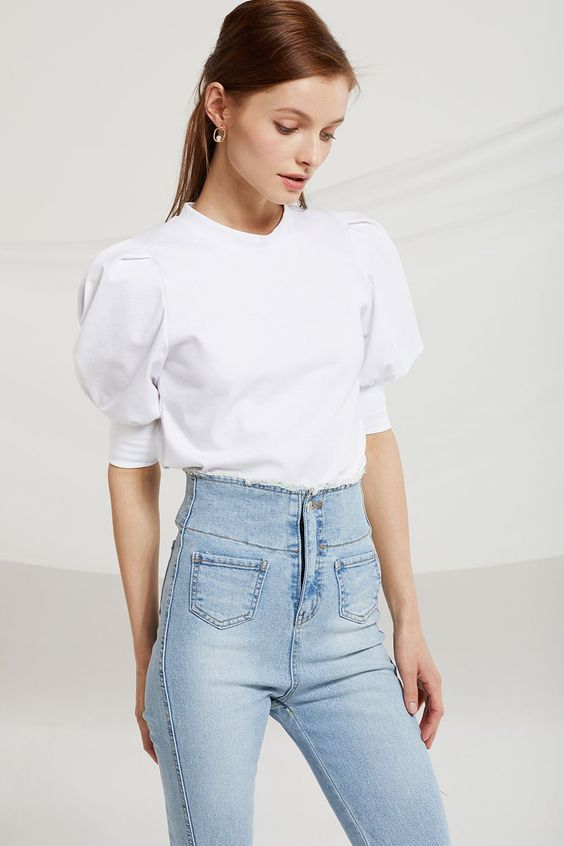 Cách mix đồ mới quần jean