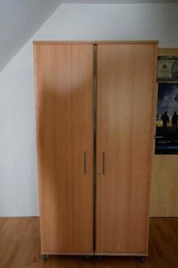 Schon Schrank In Buche Kleiderschrank Holz Schrank Massivholz Pc Schrank