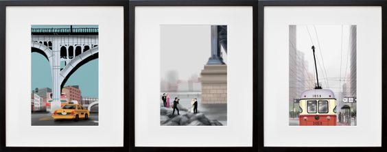 20 x 200 Artwork - NYC: