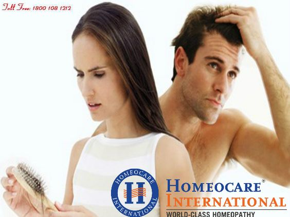 Now a days everyone is suffering with hair loss. Mostly hair loss occurs due to Pollution, stress and using other medications. By other diseases also hair loss will arise like thyroid, PCOS, Infertility, PCOD etc. Through Homeopathy Treatment you can get cure from Hair Loss Permanently. Homeocare International provides best homeopathy treatment for hair loss with expertise doctors. Visit Us At: http://www.homeocare.in/hair-loss-treatment.html Contact Us:-18001081212