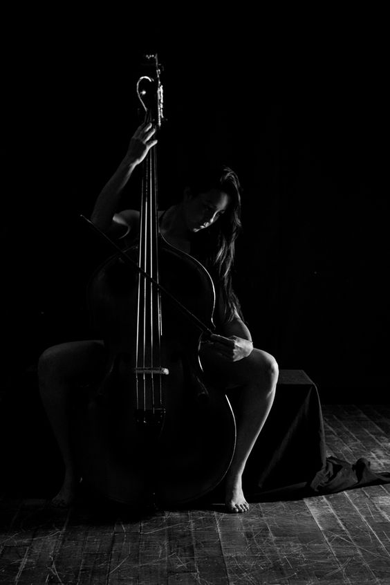 Humble Cello player by Guy Viner on 500px:
