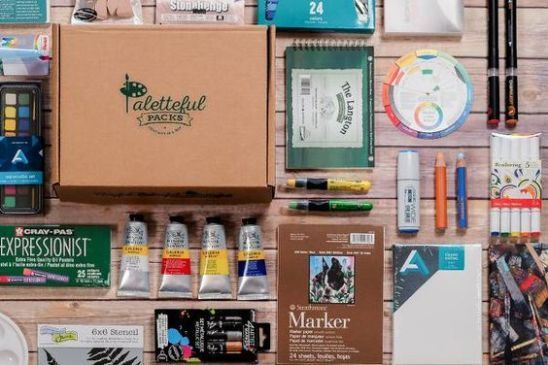13 Subscription Boxes For Couples That Are More Than Date Night Items Subscription Boxes For Kids Art Box Subscription Craft Box Subscription