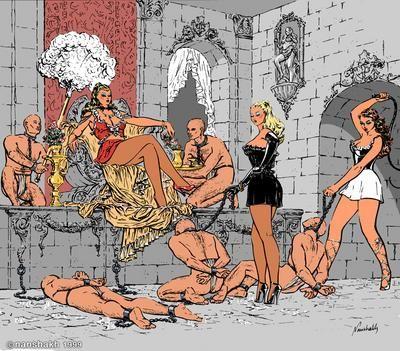 Мужчины рабы комиксы 3466 фотография