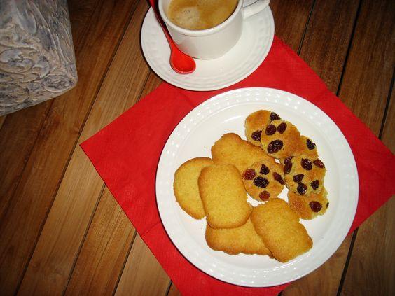 Eenvoudige koffiekoekjes - www.Recepten.be