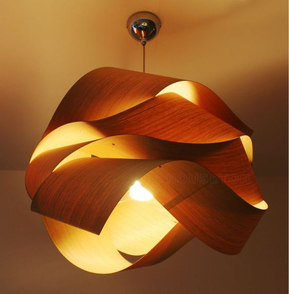 Modern wooden led design lighting lamp for home,Modern wooden led design lighting lamp,Design lighting lamp P1011-45