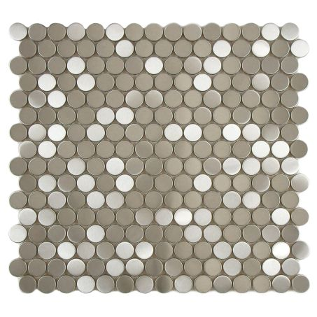 The Merola Alloy Penny Round, available through the Home Depot