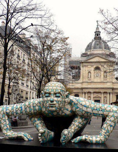 place de la Sorbonne - Paris