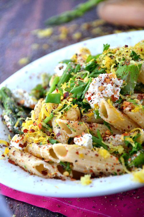 healthy pasta recipes healthy pastas gluten free pasta asparagus pasta ...