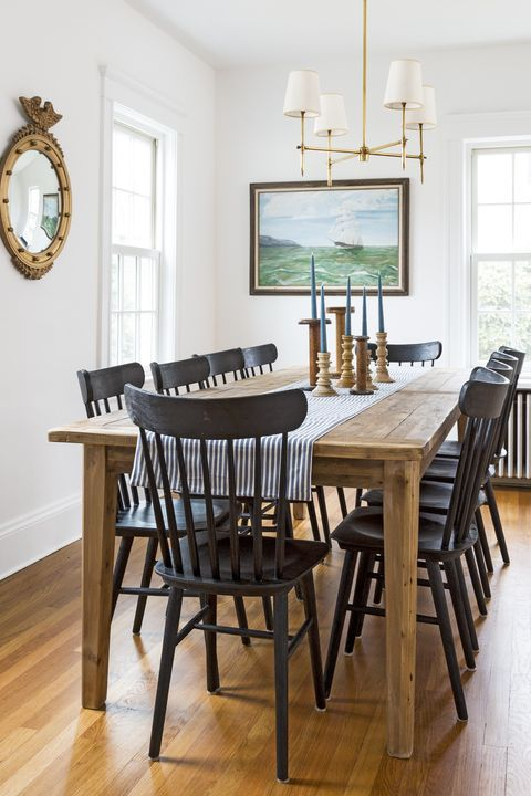 50 Of The Most Beautiful Country Homes Across America Modern Farmhouse Dining Room Farmhouse Dining Room Table Dining Room Decor Traditional Our dining room making progress