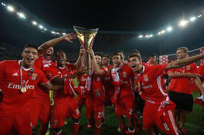 Benfica Tricampeão