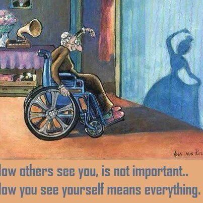 @Twitter / MilSpouseMag: Quote of the Day:  How OTHERS See You Is NOT Important; How YOU SEE YourSelf Means Everything (;-D