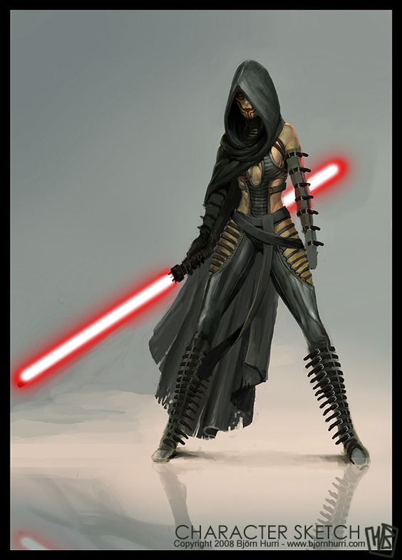 what sith lord am i