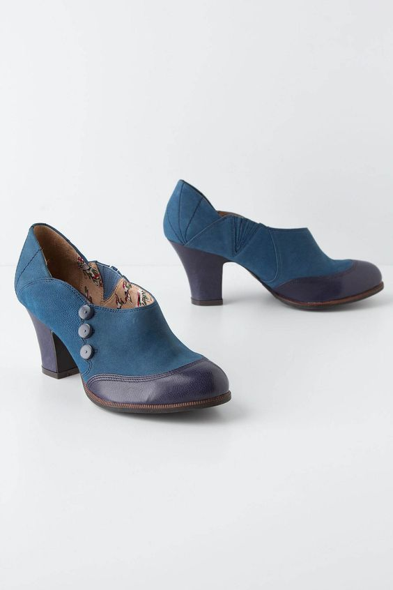 Highbush Heels - Anthropologie.com