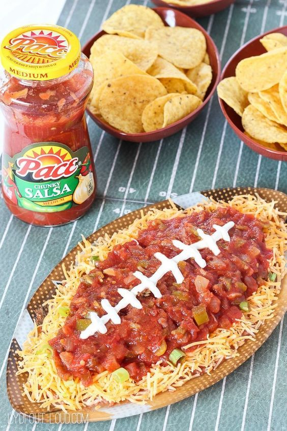 Oh So Easy (and Delicious) Tailgating Recipes - Lydi Out Loud