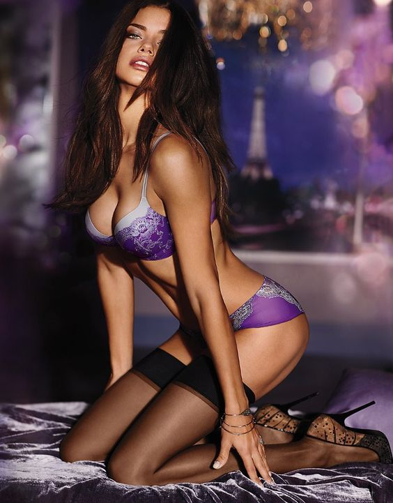 Adriana Lima Instagram Beauty of the Day on EALUXE