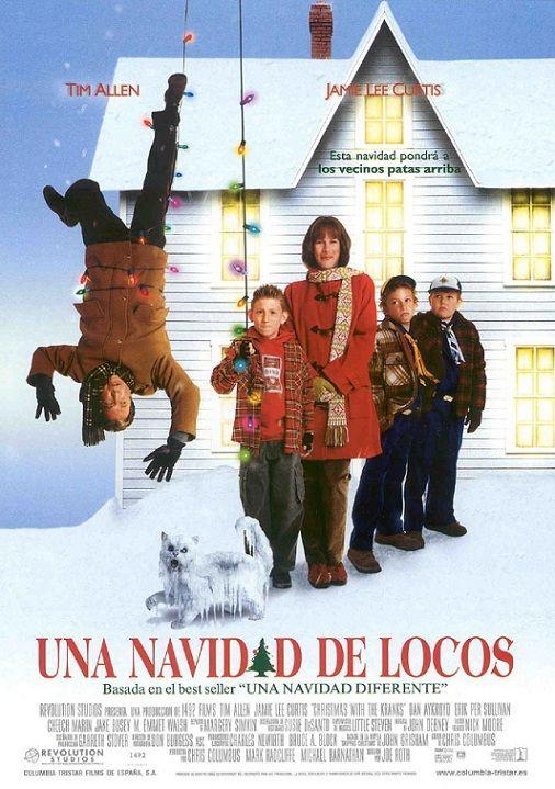 Una Navidad De Locos 2004 Christmas With The Kranks Famous Christmas Movies Christmas Movies List