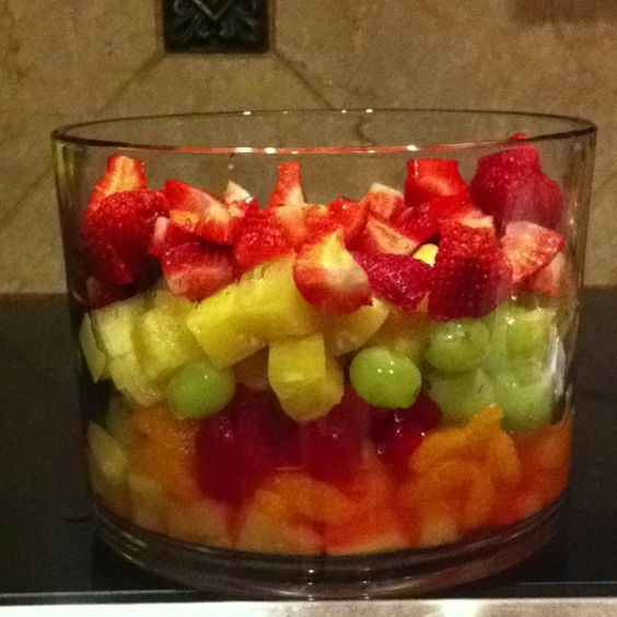 healthy salads with fruit healthy fruit list