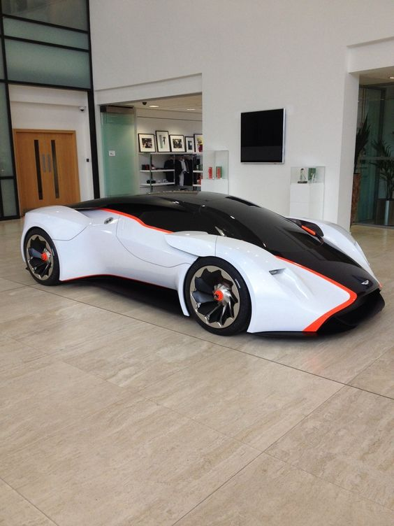 Aston Martin HQ at Gaydon (1h from London)