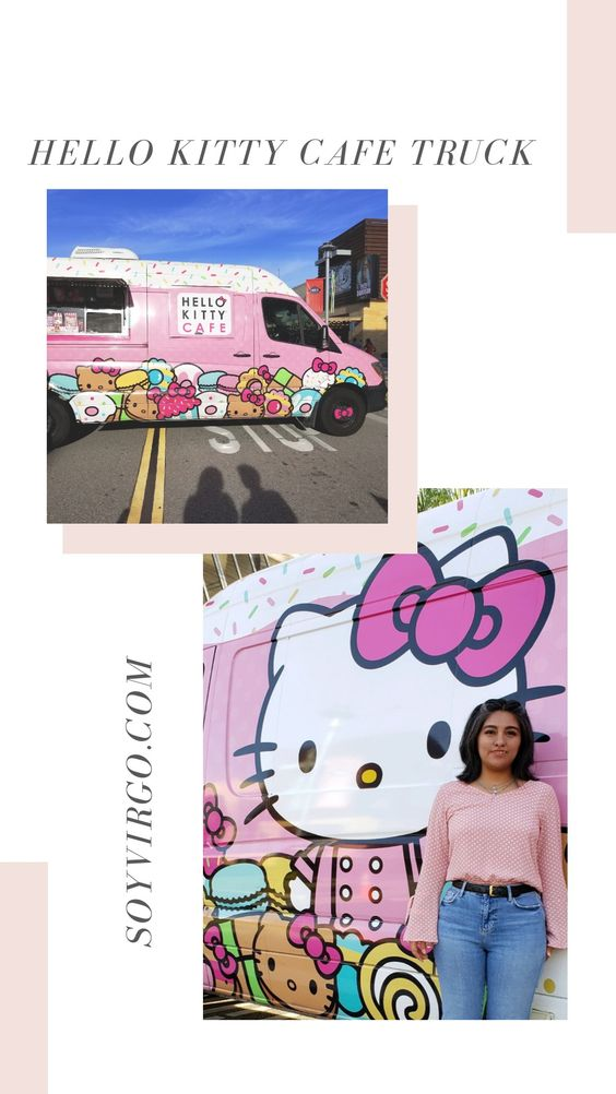 HELLO KITTY CAFE TRUCK CALIFORNIA - SOYVIRGO.COM