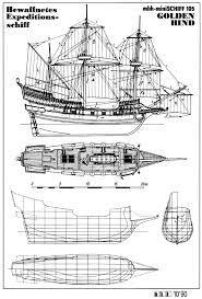 Spanish Galleon Plans Nao