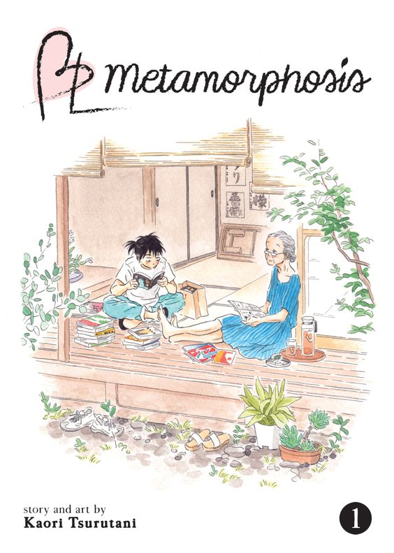 Manga BL Metamorphosis Kết Thúc Vào Ngày 25 Tháng 9