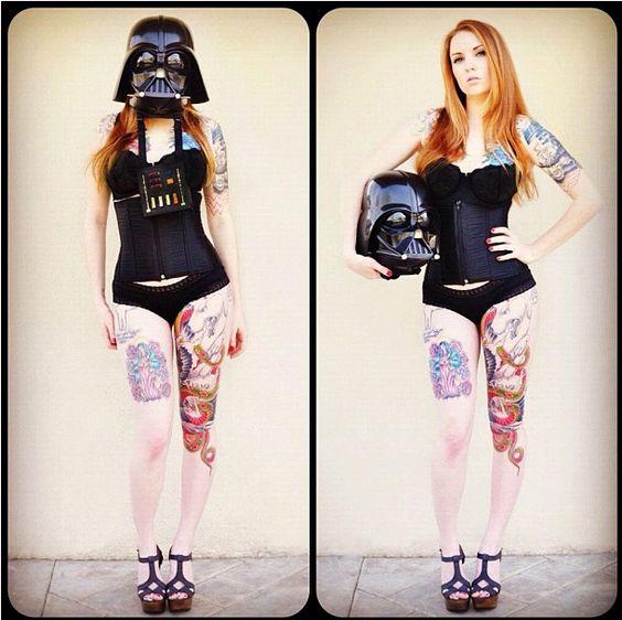 Lady Vader
