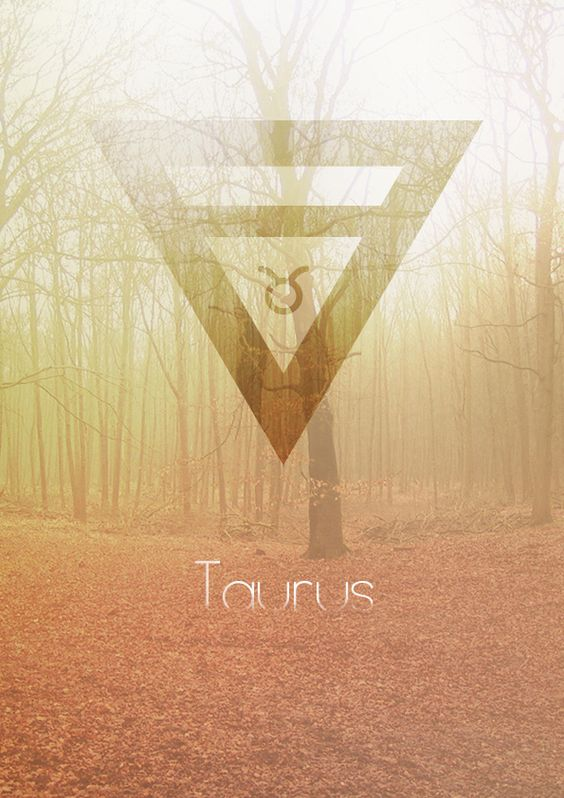 Earth sign Taurus