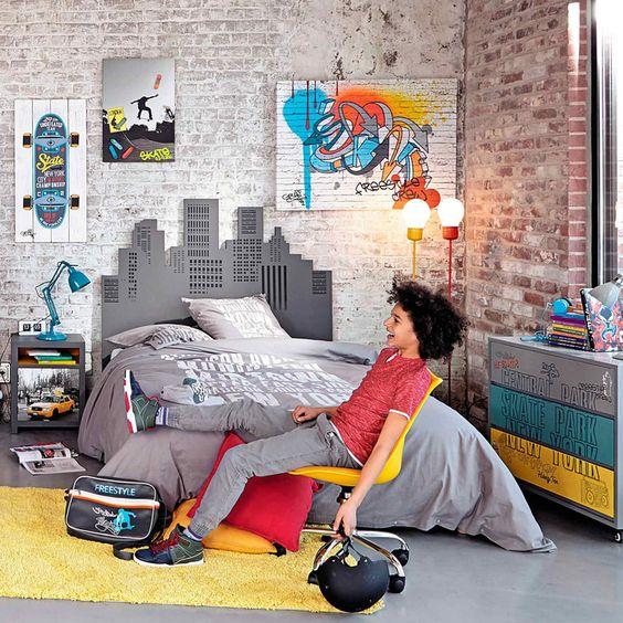 Maisons du monde skate shack pinterest - Pinterest maison du monde ...