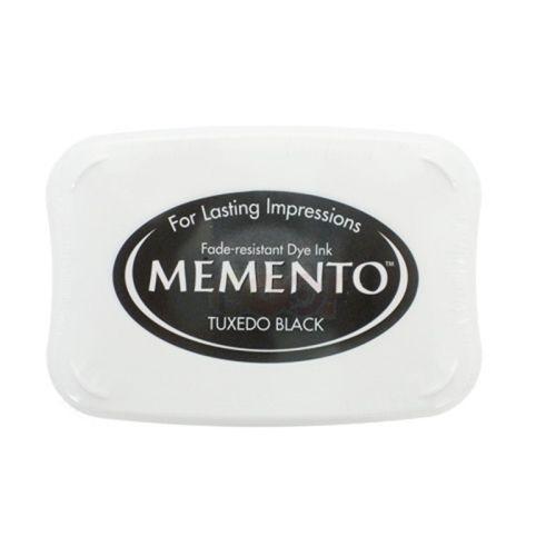 Memento TUXEDO BLACK Dye Ink
