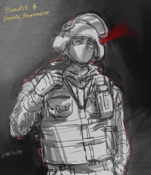 Time To Cosplay Bandit With Images Rainbow Six Siege Anime