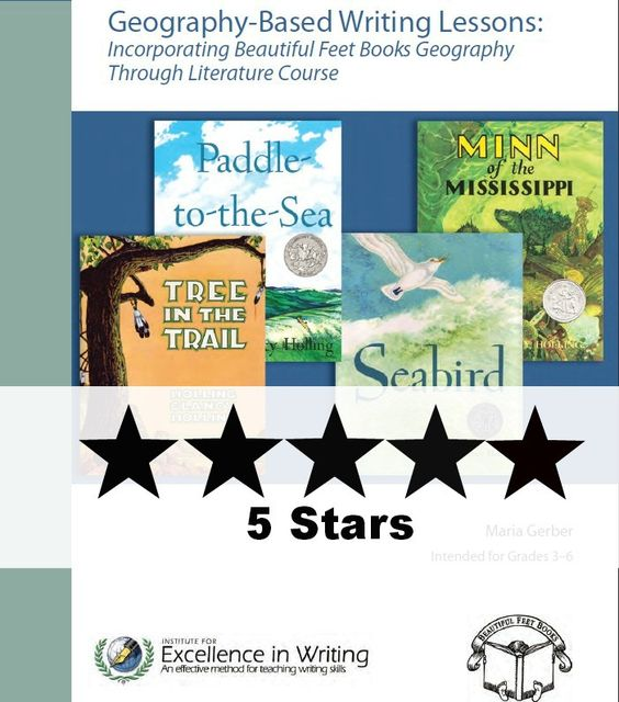 IEW Geography 5 stars