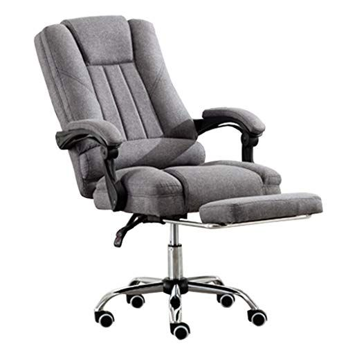 Ergonomic Office Recliner Chair High Back Desk Chair Height