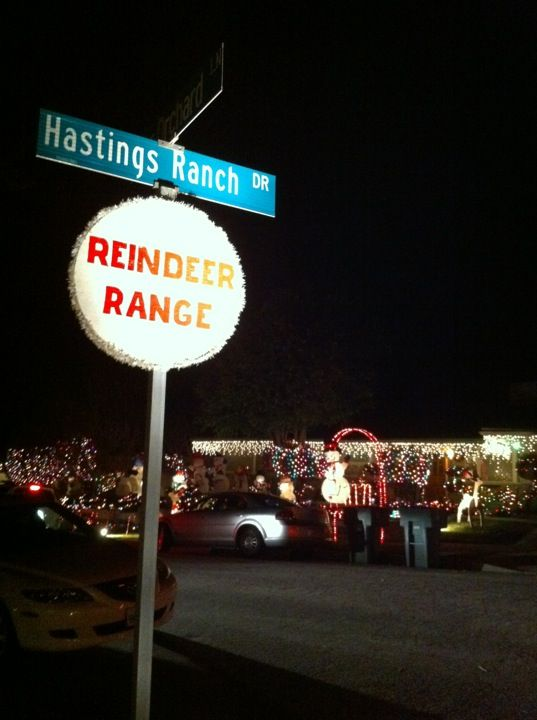 Hastings Ranch Christmas Lights