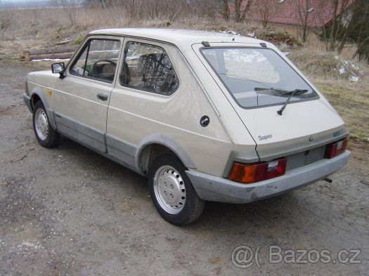 Prodam Fiat 127 Super 1 With Images Fiat Fiat Abarth Vans
