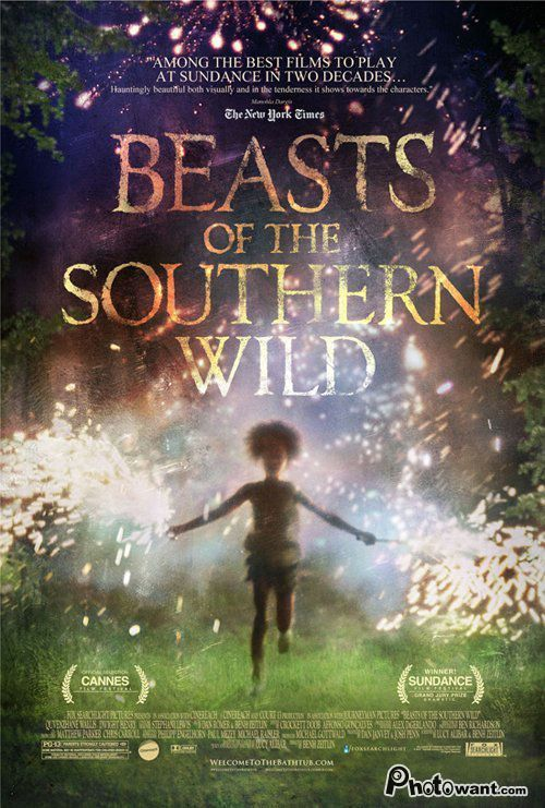 南方野獸樂園 Beasts of the Southern Wild poster-- 【photowant.com】